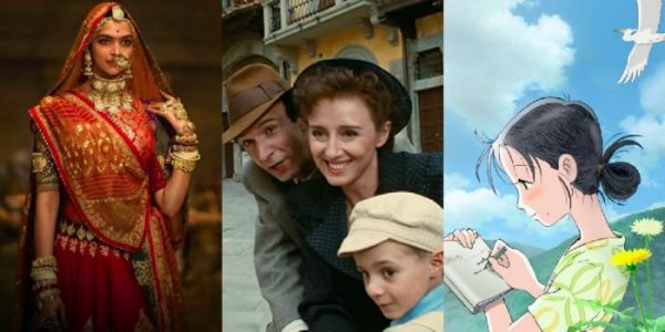 Pop Culture Imports: A Gorgeous Bollywood Epic, Two Heart-wrenching World War II Films, and a Quirky Korean Variety Show