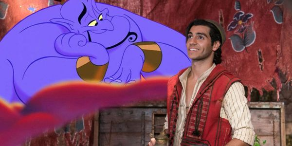 Aladdin 2019 Has A Sly Cameo From Robin Williams' Genie