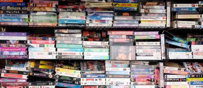Daily Podcast: How Much Are VHS Movies Worth To You? Star Wars Wraps Principal Photography on the Skywalker Saga