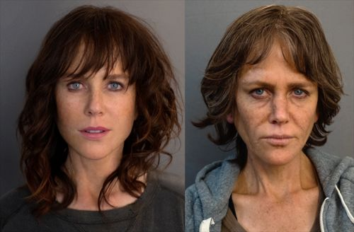 Exclusive Destroyer Make-Up Clip Shows Kidman's Transformation