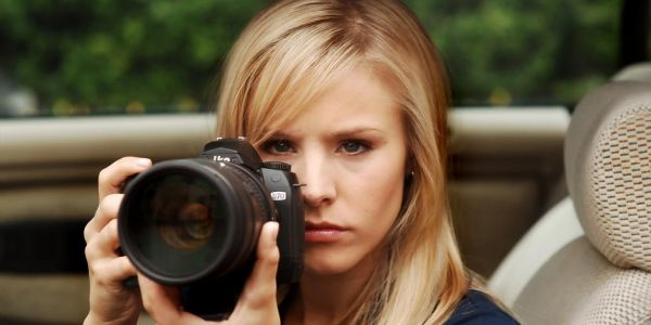 Veronica Mars Revival Reunites Kristen Bell With Good Place Co-Star