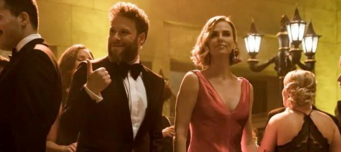 'Long Shot' Red Band Trailer: Seth Rogen Falls for a Powerful Charlize Theron in Raunchy Rom-Com