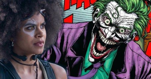 Zazie Beetz in Talks to Join Joaquin Phoenix in 'Joker'