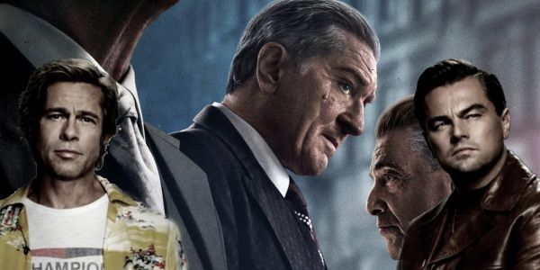 The Irishman & Once Upon A Time In Hollywood Lead Critic Choice Awards