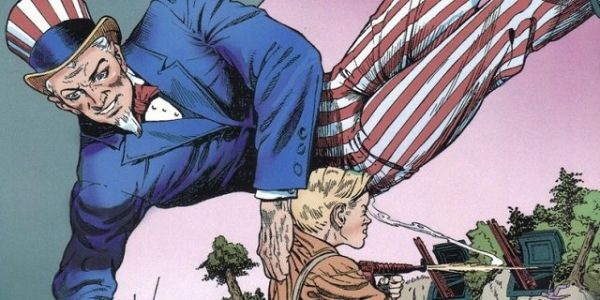CBM Celebrates July 4th With This Countdown Of America's Most Patriotic Superheroes