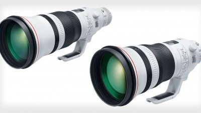 Product Advisory for Canon Super-Telephoto EF 400mm and 600mm Lenses