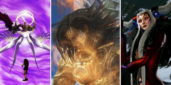 Final Fantasy: Every End Boss Ranked From Weakest To Most Powerful