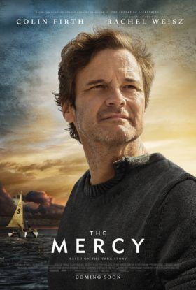 The Mercy movie starring Colin Firth and Rachel Weisz