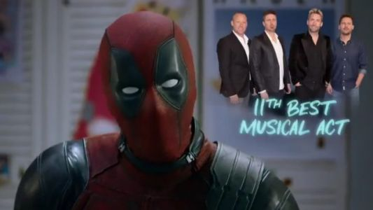 The Latest ONCE UPON A DEADPOOL Trailer Demands You Respect Nickleback