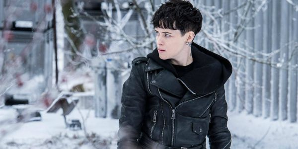 The Girl in the Spider's Web: Claire Foy Interview