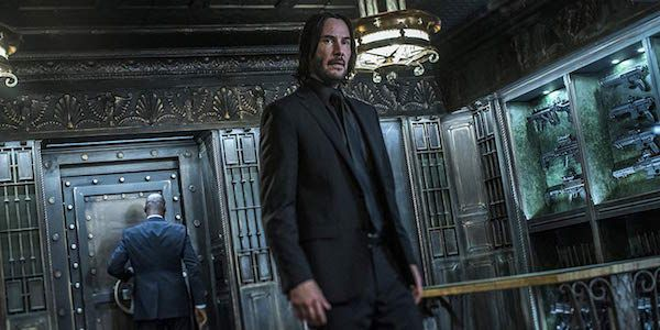Watch Keanu Reeves Recap The First Two John Wick Movies Ahead Of Parabellum