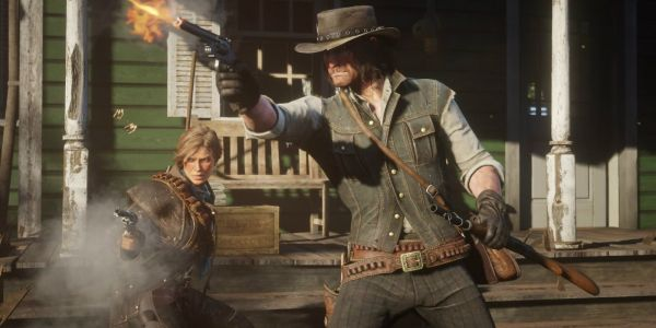 Red Dead Redemption 2's First Gameplay Trailer is Here!