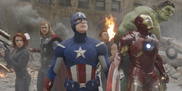 Original 6 Avengers Actors Pay Tribute to Stan Lee With Magazine Ad