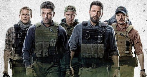 New Triple Frontier Trailer Brings Badass Action & All-Star
