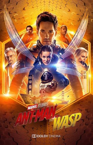 Ant-Man And The Wasp (2018) Review
