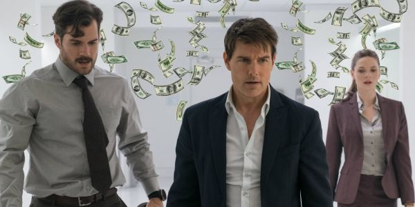 Mission: Impossible - Fallout Crosses $500 Million at Worldwide Box Office