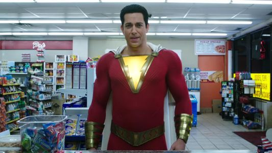 Warner Bros. Drops a New Shazam Teaser Trailer