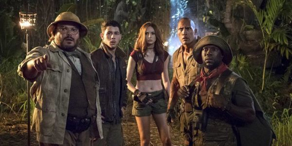 'Jumanji: Welcome to the Jungle' Becomes Sony's Biggest Non-Spider-Man Movie