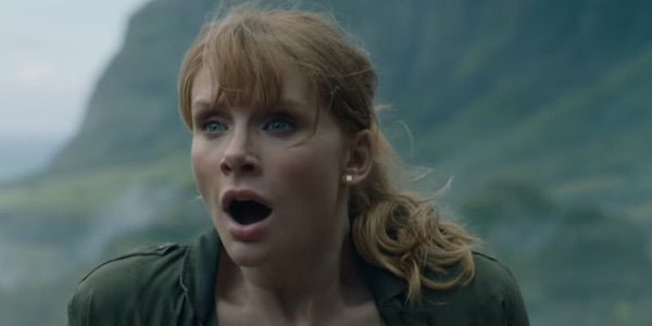 How Bryce Dallas Howard Feels About Her Very Difficult Jurassic World: Fallen Kingdom Scene