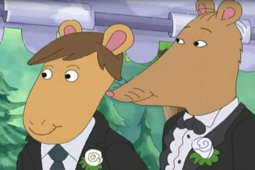 """Alabama Public Television Refuses to Air 'Arthur's Gay Wedding Episode: """"I Never Thought I'd Be Going to Battle for a Gay Rat Wedding"""""""