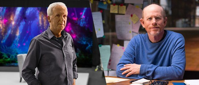 """Why James Cameron Aspires to Find His """"Inner Ron Howard"""""""