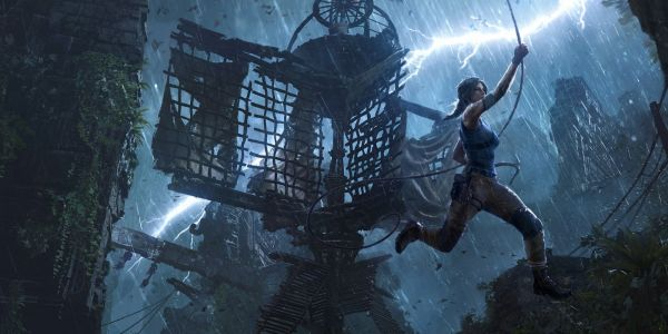 Shadow of the Tomb Raider: Definitive Edition Launches November