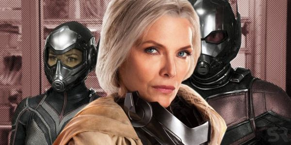 Ant-Man & The Wasp Wasted Michelle Pfeiffer