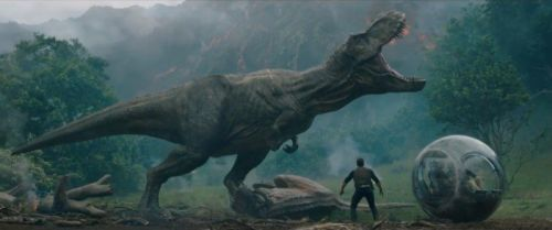 'Jurassic World: Fallen Kingdom' Trailer: Dinosaurs vs. the Volcano