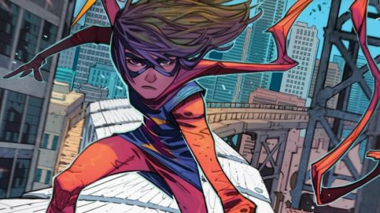 MS. MARVEL Series Coming To Disney+
