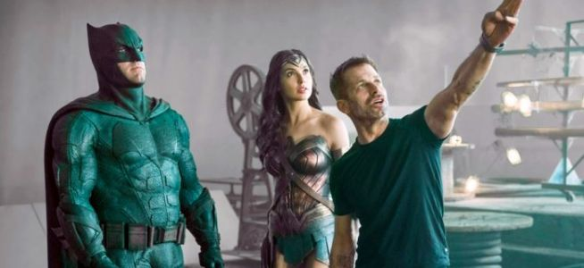 Zack Snyder Will Shoot Additional 'Justice League' Scenes Next Month