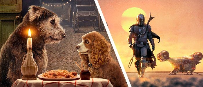'The Mandalorian', 'Lady and the Tramp', 'High School Musical: The Musical' & More Teases on D23 Posters