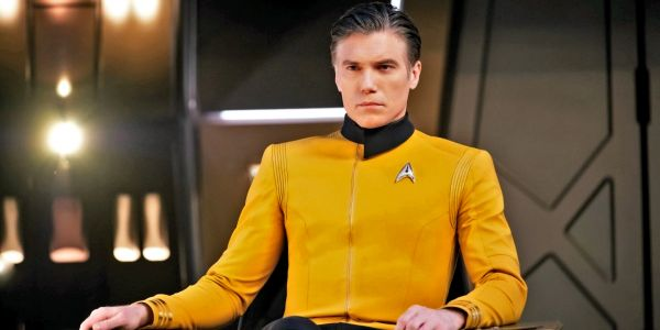 Star Trek: Discovery Losing Anson Mount & Rebecca Romijn After Season 2