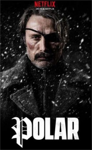 Polar Movie starring Mads Mikkelsen