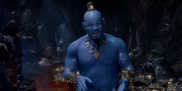 Hilarious Fan Art Combines Will Smith's Genie With Marvel's Thanos