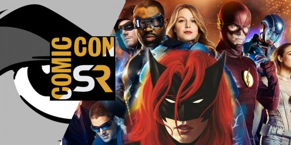 Arrowverse Comic-Con Trailer Welcomes Gotham - And Batwoman