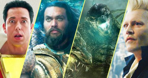 Every Movie Trailer from Comic-Con 2018Watch every single big