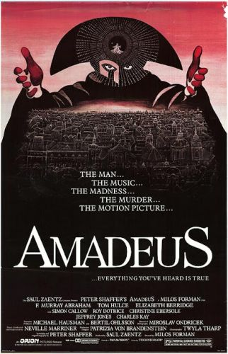 """A remembrance of things past: """"MY AMADEUS STORY"""""""