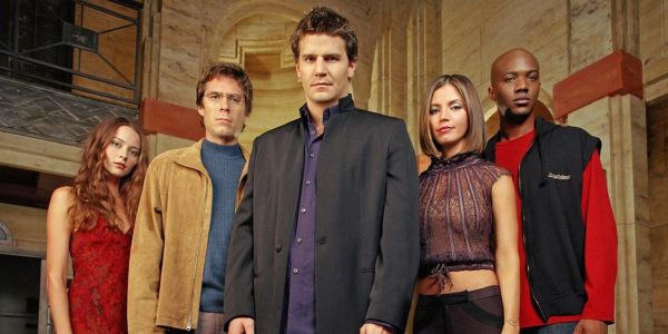Angel 20th Anniversary Reunion Panel Coming to NYCC Without David Boreanaz