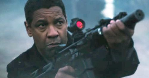 Equalizer 2 Trailer 2 Takes Aim with Denzel WashingtonDenzel