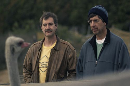 Ray Romano and Mark Duplass Explore Assisted Suicide in Netflix's 'Paddleton' Trailer