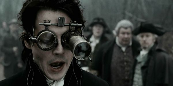 Sleepy Hollow: 3 Things They Kept The Same From The Tim Burton Movie