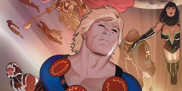 Kevin Feige Loves That Marvel Fans Don't Know The Eternals