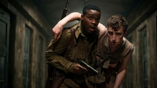 New Overlord Photos from Bad Robot's Bloody WWII Horror Film