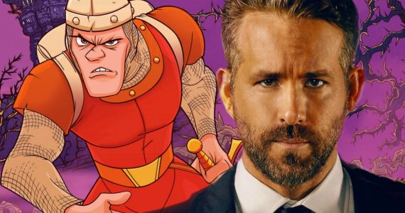 Ryan Reynolds In Talks To Star In & Produce 'Dragon's Lair' Film Adaptation For Netflix