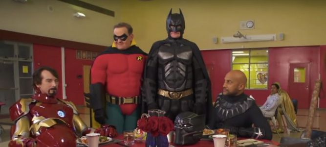 The Morning Watch: Batman Tries to Join the MCU on 'Conan', TV Comedy Actress Roundtable & More