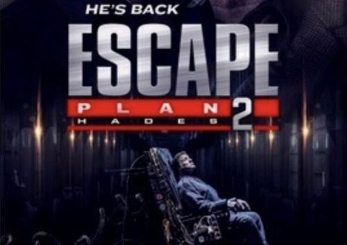 Escape Plan 2 Hades Movie trailer