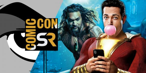 DC at SDCC 2018: Panel Time, Trailer Expectations & Other Details