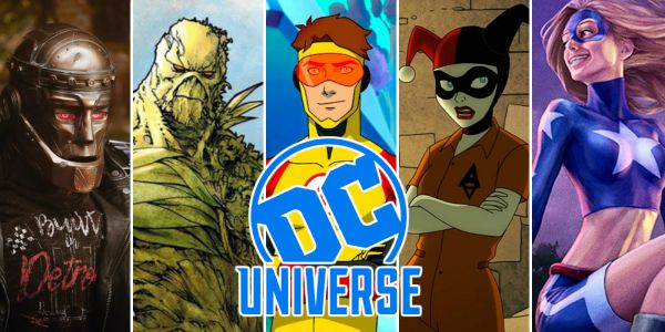DC Universe Reportedly Not in Danger Despite Swamp Thing Shutdown