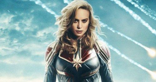 Captain Marvel Trailer Release Date Hinted at by Kevin