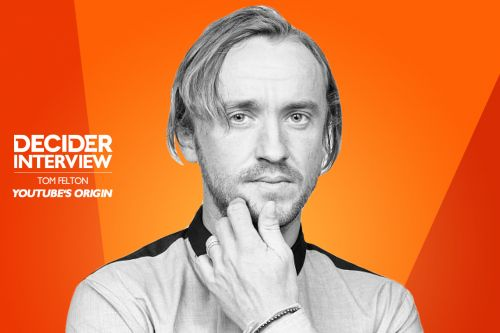 """YouTube's 'Origin': 'Harry Potter' Star Tom Felton is Game for Playing the """"A**hole"""""""